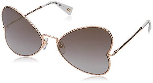Marc Jacobs Damen MARC 254/S FQ DDB 60 Sonnenbrille, Gold Copper/Gry Grey