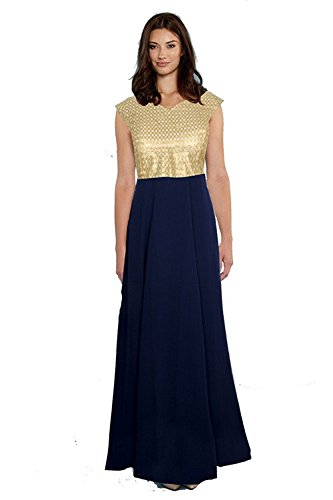 Gown(reeva trendz women Off blue Color net Anarkali gown with Embroidery work full-Stitched Suit)lengha choli for women of wedding in Black, Maroon Designer long Material gowns for women party Betty (lehenga choli for wedding function salwar suits for women gowns for girls party wear 18 years latest sarees collection 2017 new design dress for girls designer sarees new collection today low price new gown for girls party wear)  available at amazon for Rs.1199