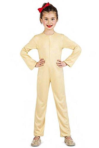 Imagen de disfraz mono color carne talla 3 4 años tamaño infantil