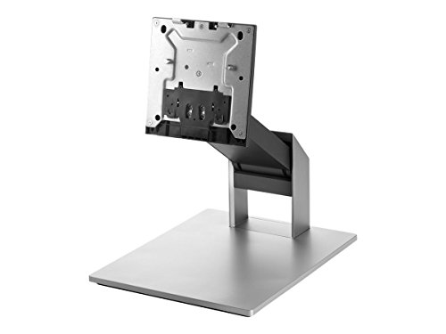 Hewlett Packard Z9H67AA Ständer-Kit für All-In-One Schwarz/Silber/Asteroid (Recline Hp)