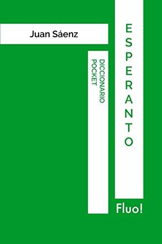 Diccionario Pocket Esperanto epub