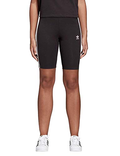 adidas Damen Cycling Short Tights, Black, 34 - Adidas Winter-kollektion