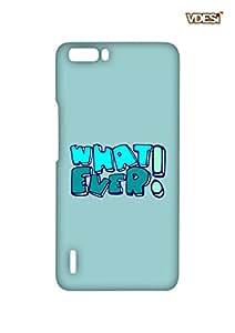 VDESI Designer Matte Back Cover For Huawei Honor 6+-11540085