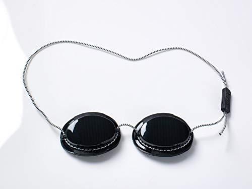 Personenschutzbrille, Patientenschutzbrille, Solariumbrille, UV-Schutzbrille, UV-Augenschutz, safety-goggles, UV Strahlung, CE geprüfte Schutzbrille, Sonnenschutz, LED Schutz