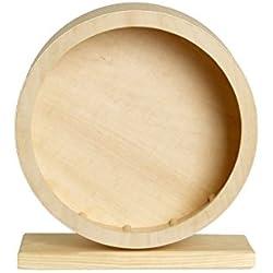 Karlie 84197 Bogie Wheel Rueda de Madera 15 cm, Wonderland, S