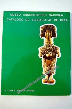 Catálogo de terracotas de Ibiza por María José Almagro Gorbea