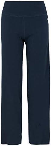 Marks & Spencer Women's Cotton Side Stripe Straight Leg