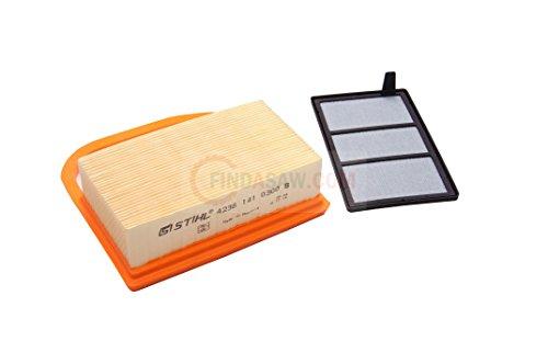 Stihl TS410 Air Filter Set Genuine Part 4238 140 4403