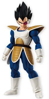 Bandai Dragon Ball Z Shodo Vegeta Figurine articulée
