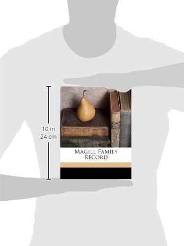 Magill family record