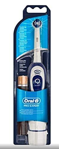 Oral-B PRO - EXPERT elektrische Zahnburste, Batteriezahnburste    (Zahnbürste Akku Braun)