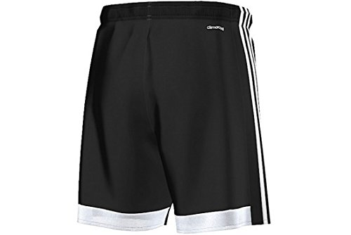 Adidas Regi 14SHO WB - Pantaloncini da uomo, UOMO, nero/bianco, L