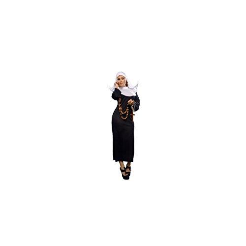 Boys Toys - Disfraz monja adulto talla única (Monja Kostüm)