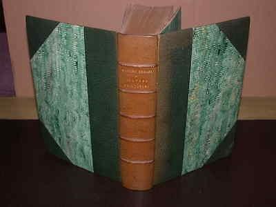 Oeuvres complètes. accompagnées d'une notice biographique et bibliographique, de variantes, de notes, d'un glossaire et d'un index par e. courbet.