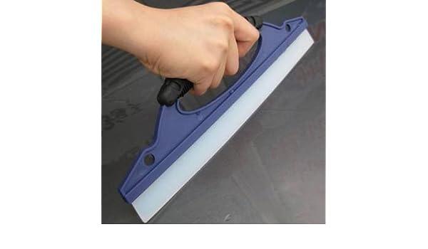 1X 12/' Squeegee Car Antislip Wiper Water Blade Non-Scratch Silicone Clean Window
