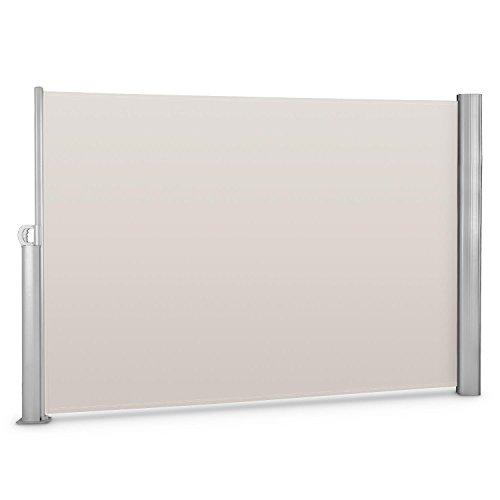 Blumfeldt Bari 320 • Seitenmarkise • Standmarkise • Seitenrollo • Sichtschutz •...