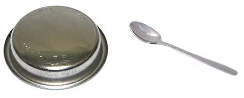 Blind filtro/filtro para limpieza de cámara de infusión de cafeteras Cafetera expreso