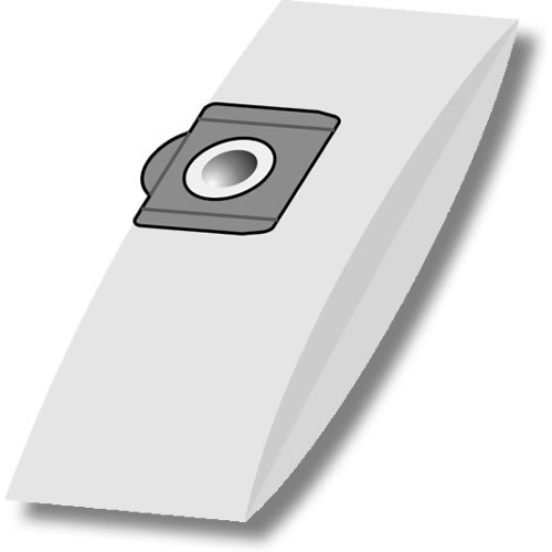 Staubsaugerbeutel passend für Einhell 23.511.52 (20 L) (R) | 10 Staubbeutel | optimale Filterleistung | Top-Qualität