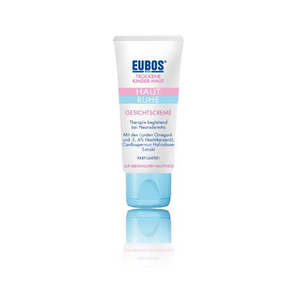 Eubos Kinder Haut Ruhe Gesichtscreme, 1er Pack (1 x 30 g)