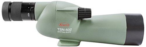 Kowa TSN-502 - Telescopio terrestre con Ocular Zoom, Color Verde