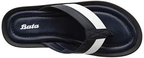 BATA Men's Nw Joy Th Blue Thong Sandals-6 UK (40 EU) (8719776)