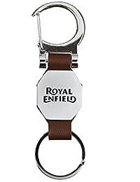 Gratitude Brown Royal Enfield Key Case