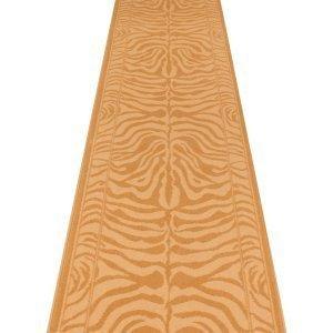 Zebra Golden Print–Hall, Treppe Teppich Läufer (erhältlich in jede Länge bis T... (Zebra-print-teppiche 8x10)