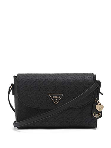 GUESS Factory Women's Everett Logo-Debossed Crossbody -