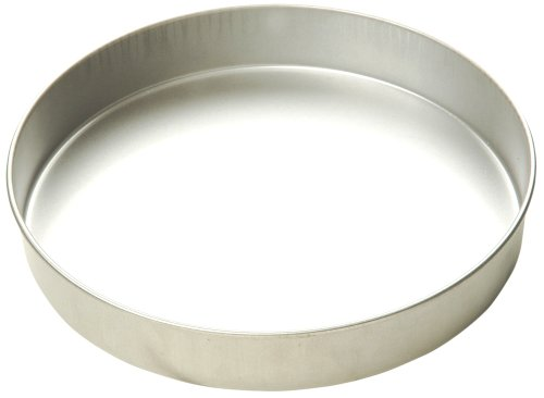 Focus Foodservice Commercial Bakeware 12-Inch Round Cake Pan Amco Pan