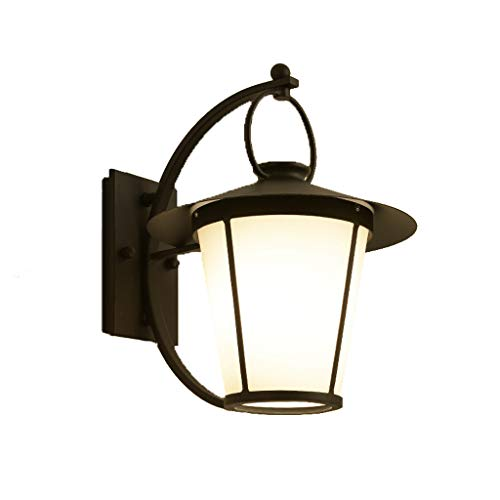 Applique per soggiorno applique per cancello luminoso applique per pareti in vetro battuto luce per parete esterna applique per parete retrò