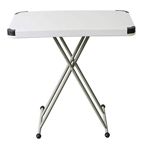 BEANCHEN Tragbares Klapptisch Couchtisch Bett Schreibtisch Laptop Desk Startseite Klapptisch Lifting 3 Getriebeeinstellung Computer-Schreibtisch