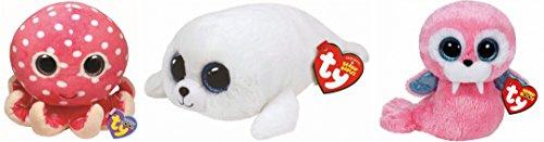 unter dem Meer! 3x TY Beanie Boos 6