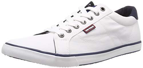 81801 Sneaker, Weiß (White 00002), 45 EU ()
