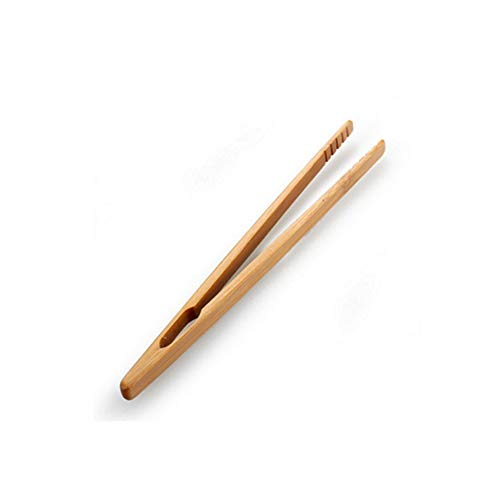 Light House El Bamboo Toast Tongs Tostadora Madera