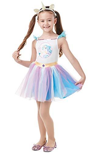 (Rubie´s 641454M Kostüm, Girls, Mehrfarbig, Medium Age 5-6, Height 116 cm)