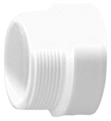 Dwv Adapter (Genova Produkte 3in. Sch. 40 PVC-DWV Male Adapter 70430)