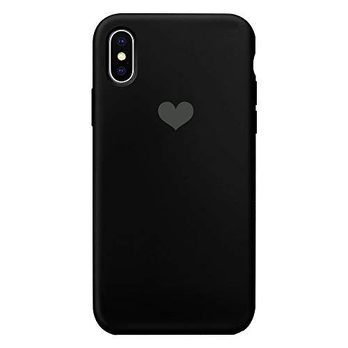 2Buyshop Compatible iPhone XS Max iPhone XR Hülle, Weiche Flüssiges Silikon Flexibel iPhone XS Schutzhülle Breathable Handyhülle iPhone X 10 Anti-Kratzer Stoßfest Gehäuse (Orange, iPhone XR)
