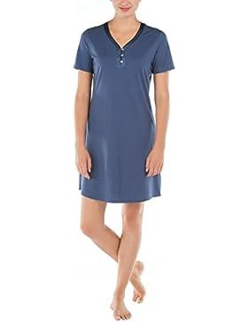Calida Provence Big Shirt, Camicie da Notte Donna