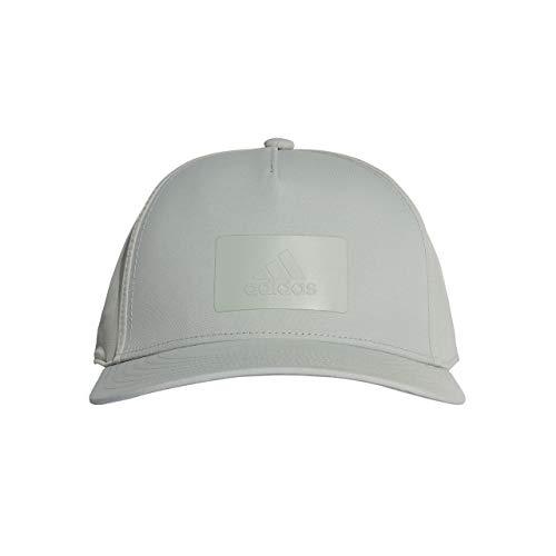adidas Erwachsene S16 ZNE Logo Kappe, Ash Silver, OSFC (Adidas-logo-hut)