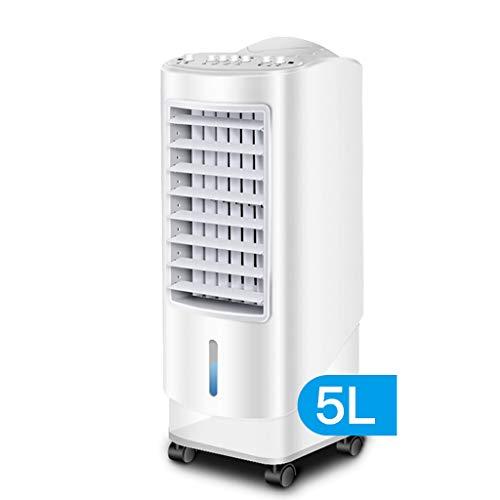 Elektrischer Ventilator Klimalüfter Einzelkälteventilator Haushaltsbefeuchtung Wassergekühlter Ventilator mobil Kleine Klimaanlage (größe : 5L)