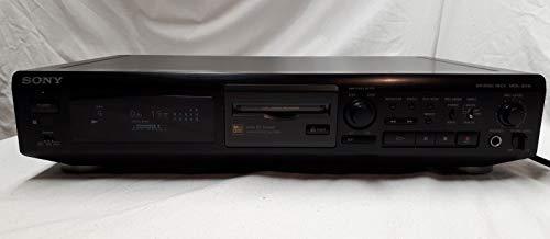 Sony MDS-JE510 MiniDisc-Deck schwarz