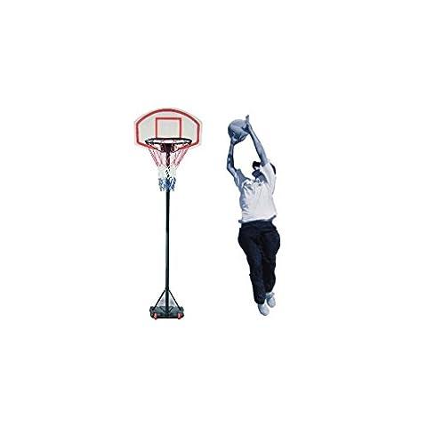 Panier Basket Exterieur - Grand panier kit de basket-ball mobile sur