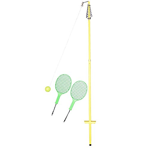 Best Sporting Circletennis, gelb/grün, One Size
