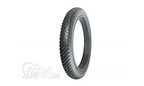 YUPIK Fatbike Reifen Fatbikereifen Drahtreifen Tourenreifen 20 x 4.0 oder 26 x 4.0 - 27 TPI