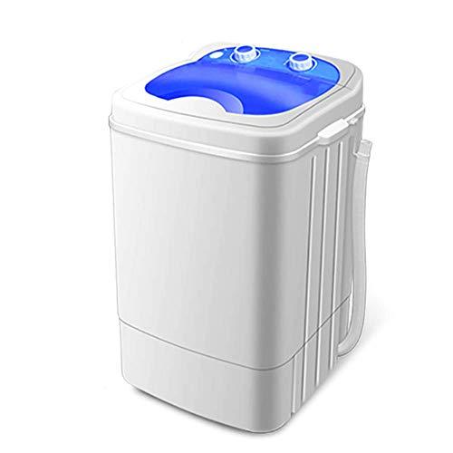 OCYE Mini Lavatrice Portatile Mini lavatrici da 6 kg di capacità Desktop Compatto con cestello Rotante e Tubo di Scarico