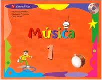 MUSICA 1 CATALA+CD N/E: 000002 - 9788431661700