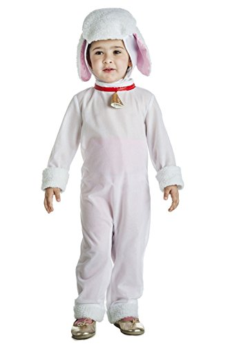 Imagen de disfraz de oveja para niños