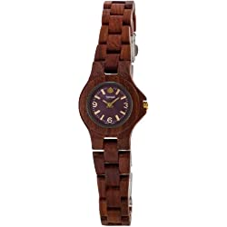 TENSE Wooden Watch Womens Northwest Rosewood L4300R-V