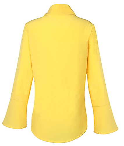 Smile Fish - Camicia - Maniche lunghe  -  donna Yellow