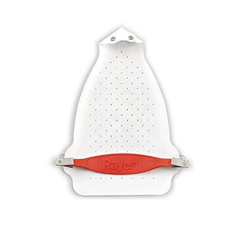 Rayen 6205 Tables & Housses à Repasser Teflon/Silicone, Blanc, 24x17x1 cm